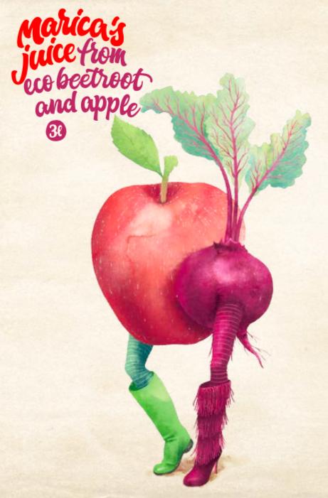 cikla jabuka 3L
