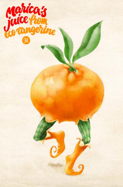 eko mandarina 3L