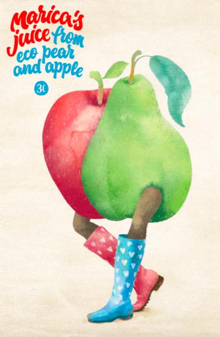 jabuka kruška 3L